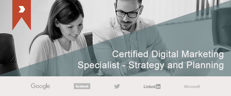 48f001b5 ... at anyone involved in planning a digital strategy, or likely to be  involved in this area in the future. Validated by the Digital Marketing  Institute's ...